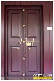 kerala house front single door designs
