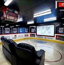 Sports Man Cave Bardown These Jawdropping Caves Will Make You In Models Ideas