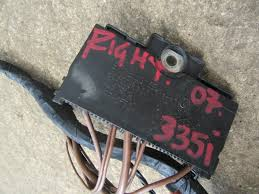 bmw e e right xenon headlight wire harness wiring oem i bmw e92 e93 right xenon headlight wire harness wiring oem 335i 328i
