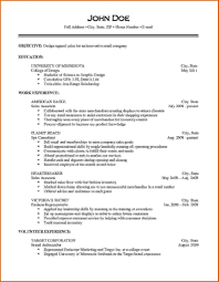 Exquisite How To Do A Simple Resume For Job Hot Build Free Example