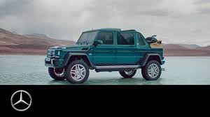 2018 maybach g wagon. contemporary wagon the new mercedesmaybach g 650 landaulet u2013 trailer mercedesbenz original   youtube inside 2018 maybach g wagon e