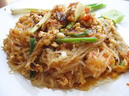 delicious rice noodle stir fry gluten