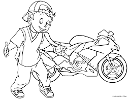 Free Printable Boy Coloring Pages For Kids Cool2bkids Within Boys