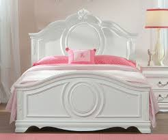 Standard Furniture Jessica Full Size Panel Bed | Girls White ...