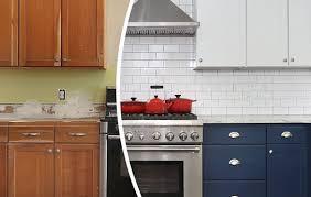 Cabinet Color Change N Hance Of Mid Hudson Valley