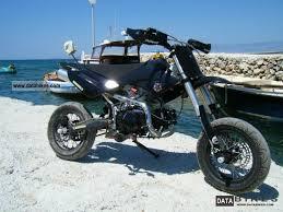 2011 lifan supermoto racing bike 140 cc