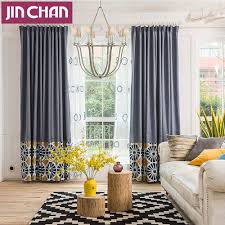 Modern Style Curtains Living Room Compare Prices On Modern Curtain Styles Online Shopping Buy Low
