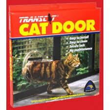 tran upgradeable cat door glass fitting