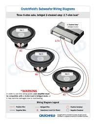 subwoofer speaker amp wiring diagrams kicker entrancing 4 ohm 3 svc 8 ohm 2 ch low imp random subwoofer wiring diagram 4 and subwoofer speaker amp