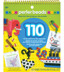 pattern idea perler idea book pattern pad joann