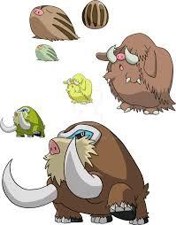 Pokemon Swinub Evolution Chart Pokemon Swinub Evolution Chart