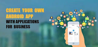 Create Your Own Android App With Applications For Business Workshop