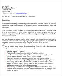 Sample Proposal Letter For Consultancy Services 35 Proposal Letter Format Samples Word Pdf