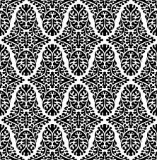 Damask Pattern Free Vector Seamless Damask Pattern Ornate Vintage Background Royalty