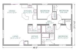 ranch style open floor plan   Modular Prow Ranch   TLC Modular    ranch style open floor plan   Modular Prow Ranch   TLC Modular Homes     Nice but I think we might need that office closed in or switched to a bedr