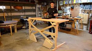 cross counterweight desk
