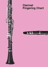 E Flat Alto Clarinet Finger Chart Clarinet Fingering Chart For Eb Bb Eb Alto Bass Clarinets