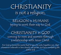 Christianity Is Not A Religion It Is A Relationshi Best of Christianity Is Not A Religion By Staceyk24 On DeviantArt