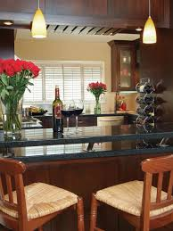 Granite Kitchen Countertops HGTV - Granite kitchen counters