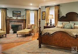 master bedroom ideas with fireplace. Plain Fireplace Master Bedroom Ideas In Teal And Gold For With Fireplace