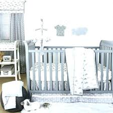 elephant themed baby bedding pink and grey elephant nursery grey nursery bedding set grey and white cloud print 3 piece baby crib bedding set by elephant