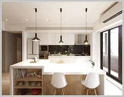 attractive kitchen bench lighting. Wonderful Mini Pendant Lights Over Kitchen Island Home Design Ideas Regarding Lighting Attractive Bench
