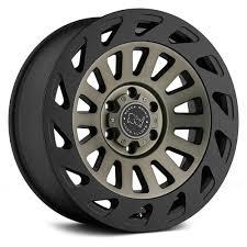 Black Rhino Design Amazon Com Black Rhino Madness Black Wheel With Painted
