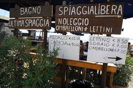 Lettini per spiagge : Spiagge low cost: le soluzioni per una vacanza anti crisi panorama