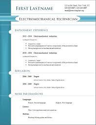 resume demo download