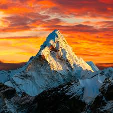 2932x2932 Himalayas Mountains Landscape ...