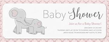 baby shower invitations for girls templates online baby shower invitations evite com