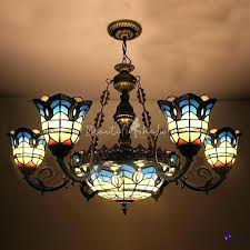 luxury leaded glass chandelier or antique stained glass light fixtures stained glass chandelier antique stained glass