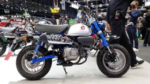 Check spelling or type a new query. Honda Monkey 125 Custom 2020 Youtube
