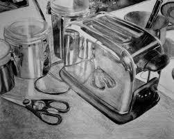 mark villanova a photo realistic still life from my kitchen all kinds of art drawings still life art
