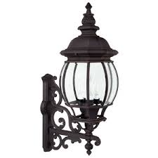 french outdoor lighting. C9860RU French Country Entrance Outdoor Wall Light - Rust Lighting G