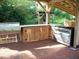 Cabinets For Outdoor Kitchen Build Outdoor Kitchen Cabinets Com 2017 And Lowes Images Admirable