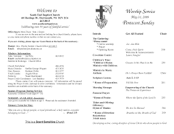 Church Program Template 001 Church Order Of Service Template Ulyssesroom