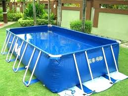 rectangle above ground pool sizes. Rectangle Inground Pools Rectangular Above Ground Pool Portable Swimming Sizes .