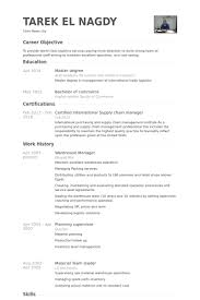 Assistant Warehouse Manager Job Description Warehousemanagerresume Example Sample Warehouse Manager Resume