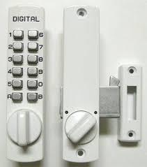 sliding door lock with keypad saudireiki