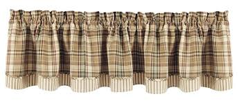 park designs thyme lined layered valance curtain park designs thyme lined layered valance curtai12n