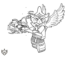 Small Picture Lego Chima Coloring Pages Coloring Pages Online