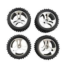 Fytoo 4PCS <b>Car Spare</b> Parts Wheels for Wltoys A959 <b>RC Remote</b> ...