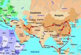 the site of xanadu shangdu xilingol inner world heritage map of yuan dynasty