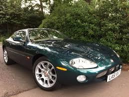 Used Aspen Green Metallic With Oatmeal Hide Jaguar XKR for Sale ...