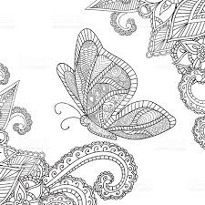 henna designs coloring pages bonanza design mehndi clipart for s pdf ideas cute easy images jpg