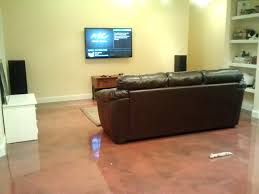 Basement Floor Paint Ideas Awesome Inspiration