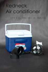 a tiny air conditioner for a tiny space