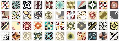 Decorative Cement Tiles Hydraulic Tiles 42