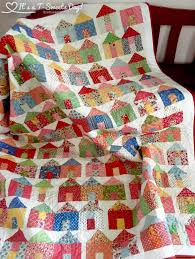 Village Quilt – It's a T-Sweets day! & Quilting candy is the best kind of candy because the SWEETNESS is all  calorie free! Adamdwight.com